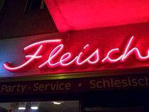 Neon FLEISCH! by techdog