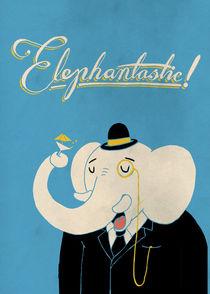 Elephantastic by Mikael Biström