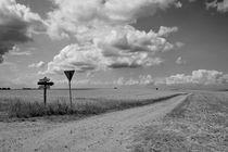 Weg nach Kaltenhof by Christian Behring