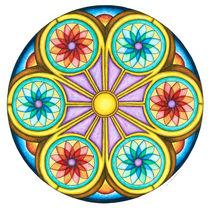 Portal Mandala Print by themandalalady