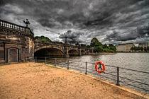 Lombardsbrücke II by photoart-hartmann