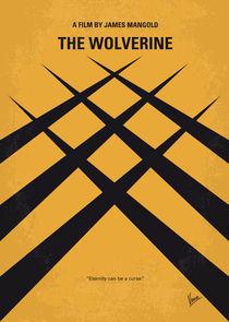 No222 My Wolverine minimal movie poster von chungkong