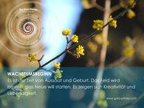 Gaia Prinzip: Wachstumsbeginn von Veronika Lamprecht