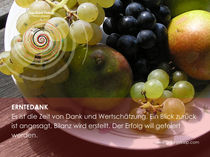 Gaia Prinzip: Erntedank by Veronika Lamprecht