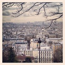 Paris Montmartre by Dorien Soyez