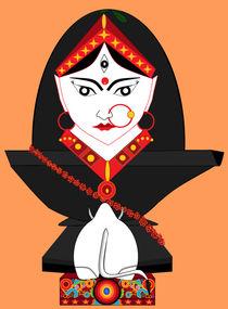 MahaGauri von Pratyasha Nithin