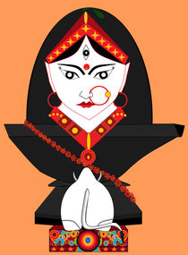 MahaGauri by Pratyasha Nithin