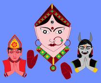 Siddhidatri by Pratyasha Nithin
