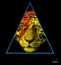 Tiger-bowie-artflakes