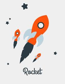 Rocket von jane-mathieu