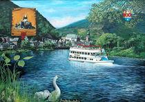Moselrundfahrt nach Cochem von Gräfin Vroni von Burgstein