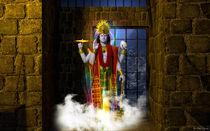 Vishnu by rainbowsculptors