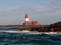 Longstone Lighthouse by Roger Butler