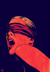'Blindfolded' by Giuseppe Cristiano