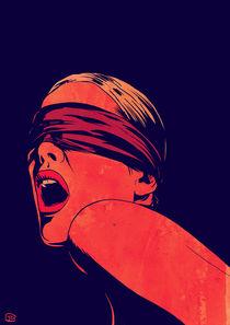 Blindfolded by Giuseppe Cristiano