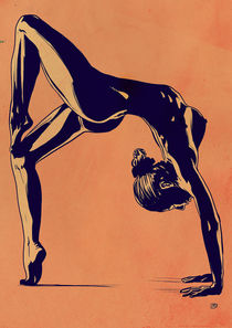 'Contortionist' by Giuseppe Cristiano