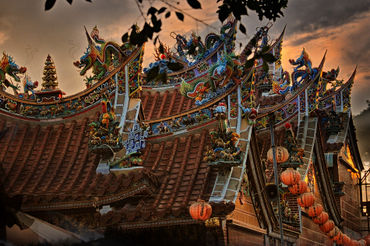 The-dragon-temple
