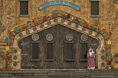 Aladdins-fort