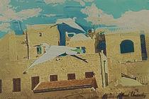 Gulls in Jaffa by Anat  Umansky