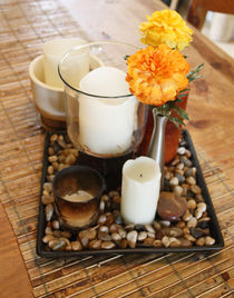 Autumn Centerpiece by Ashley Robertson