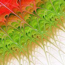Green Folium von Anastasiya Malakhova
