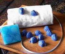 Blue Berries Mini Soaps von Anastasiya Malakhova