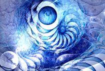 Blue Dream by Anastasiya Malakhova