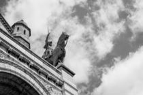 Sacre Coeur Jeanne d'Arc, Paris von karolingerin