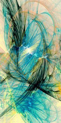 Blue Phoenix by Anastasiya Malakhova