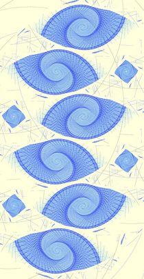 Blue Shells von Anastasiya Malakhova