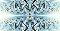 Blue Wings by Anastasiya Malakhova