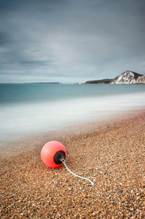 Worbarrow Bay Buoy by Chris Frost