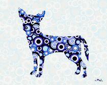 Chihuahua - Animal Art von Anastasiya Malakhova
