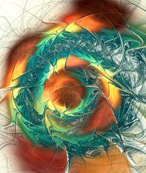 Color Spiral by Anastasiya Malakhova