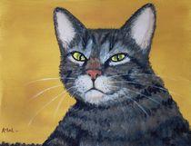 Cool Cat by Anastasiya Malakhova