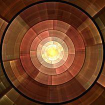 Copper Shield von Anastasiya Malakhova