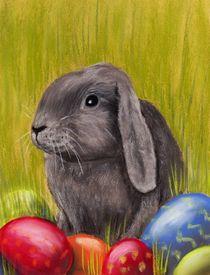 Easter Bunny von Anastasiya Malakhova