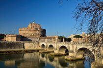 Castel Sant'Angelo, Rome, Italy by Daniel Hertrich