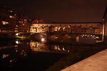 Ponte Vecchio, Florence, Italia by Daniel Hertrich