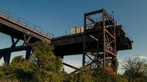 Post-Industrial Landscape #33 von ric mulock