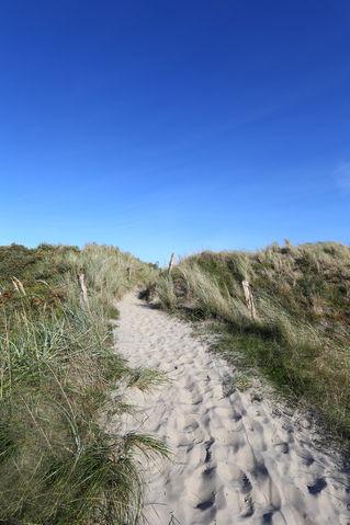 Strandzugang-langeoog