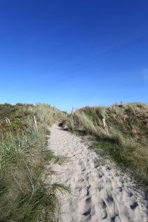 Langeoog / Strandzugang von Jens Uhlenbusch