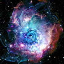 Flower Nebula von Anastasiya Malakhova