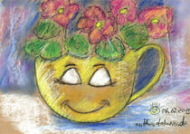 """Smiley-Primeln"" von Matthias Talmeier"