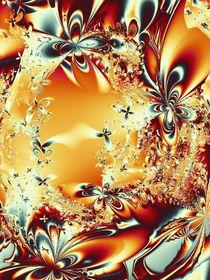 Flower Vortex by Anastasiya Malakhova