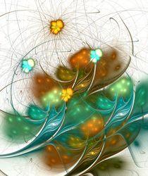 Flower Wind von Anastasiya Malakhova