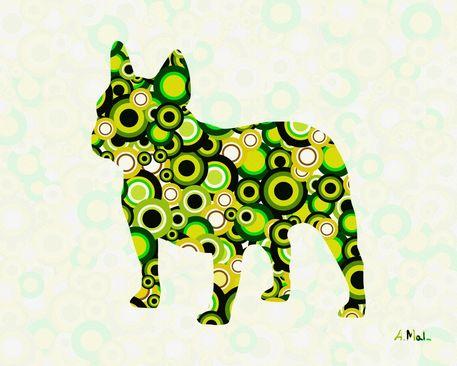 French-bulldog-animal-art-anastasiya-malakhova