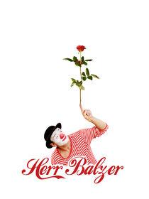 Herr Balzer Theater-Clown Berlin von Holger Wiegandt