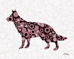 German-shepherd-animal-art-anastasiya-malakhova