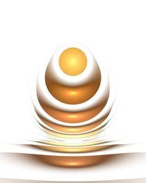 Golden Egg von Anastasiya Malakhova